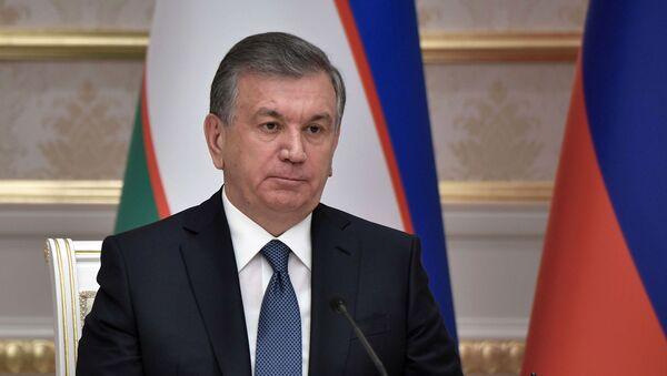 Gosudarstvennыy vizit prezidenta RF V.Putina v Uzbekistan - Sputnik Oʻzbekiston