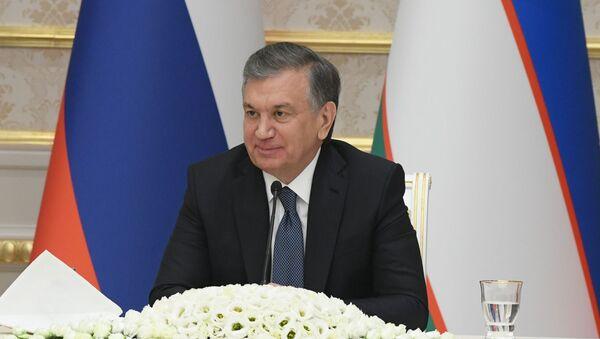 Шавкат Мирзиёев  - Sputnik Ўзбекистон