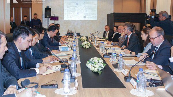 15-е заседание узбекско-германской межправительственной группы - Sputnik Узбекистан