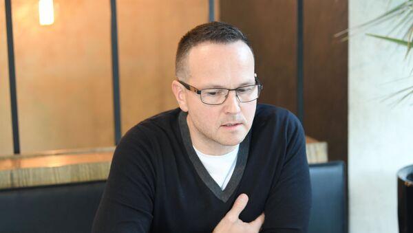 Эксперт по управлению проектами, управляющий партнёр Osokins Consulting Роман Осокин - Sputnik Ўзбекистон