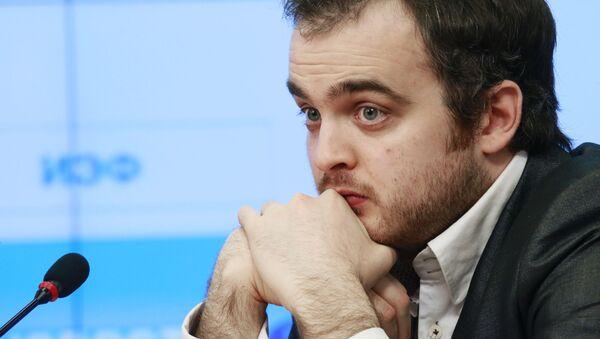 Заместитель руководителя экономического департамента Института энергетики и финансов Сергей Кондратьев - Sputnik Узбекистан