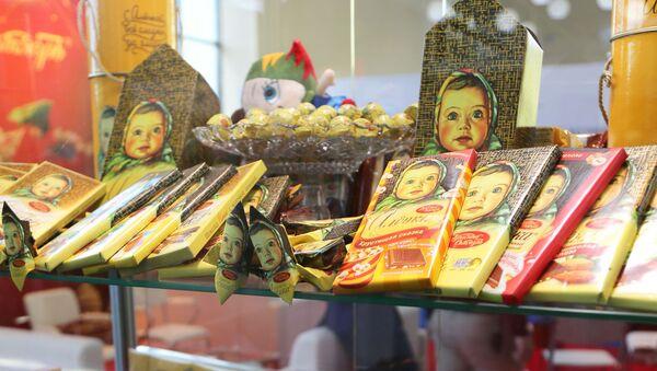 Выставка российских товаров в Ташкенте - Sputnik Ўзбекистон