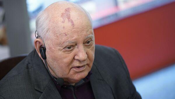 Mixail Gorbachev - Sputnik Oʻzbekiston