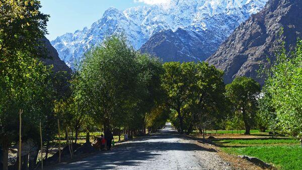 Страны мира. Таджикистан - Sputnik Узбекистан