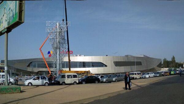 Гипермаркет Макро в ТРЦ Компасс в Ташкенте - Sputnik Ўзбекистон