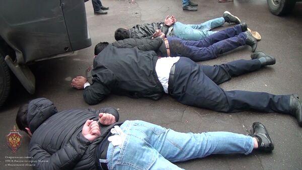 Задержание членов международной террористической организации  - Sputnik Узбекистан