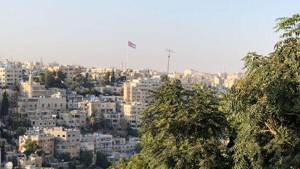Города мира. Амман - Sputnik Узбекистан