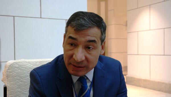 Заместитель директора Казахстанского института стратегических исследований при президенте Республики Казахстан Санат Кушкумбаев - Sputnik Ўзбекистон
