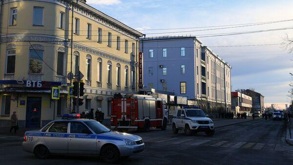 У здания ФСБ в Архангельске произошел взрыв - Sputnik Ўзбекистон