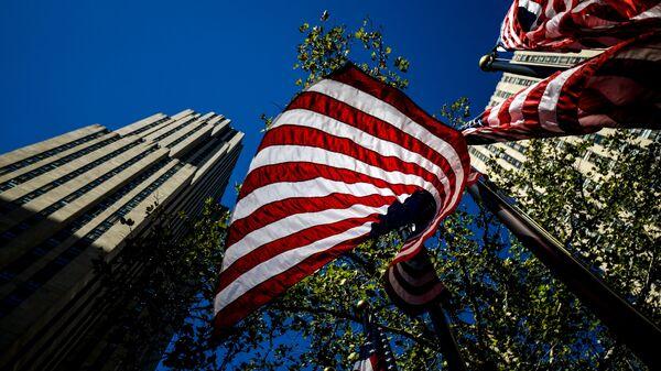 Нью-Йорк накануне выборов президента США - Sputnik Ўзбекистон