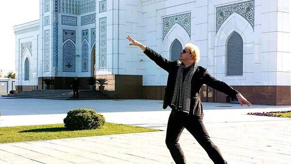 Артист балета Андрис Лиепа в Ташкенте  - Sputnik Узбекистан
