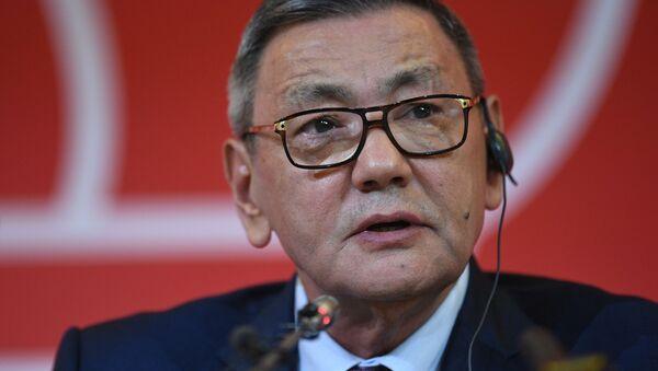 Г. Рахимов избран президентом Международной ассоциации любительского бокса - Sputnik Узбекистан
