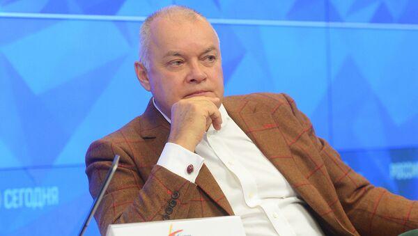 Генеральный директор МИА Россия Сегодня Дмитрий Киселев - Sputnik Узбекистан