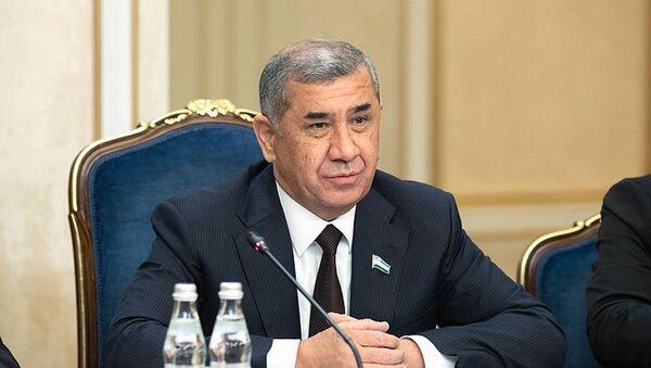 Председатель Сената Олий Мажлиса Республики Узбекистан Нигматилла Юлдашев - Sputnik Ўзбекистон
