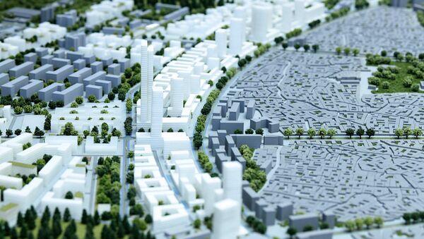 Prezentatsiya proyekta Tashkent-2025: transformatsiya v xokimiyate Tashkenta - Sputnik Oʻzbekiston