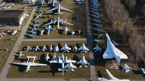 Tsentralnыy muzey VVS RF v Moskovskoy oblasti - Sputnik Oʻzbekiston