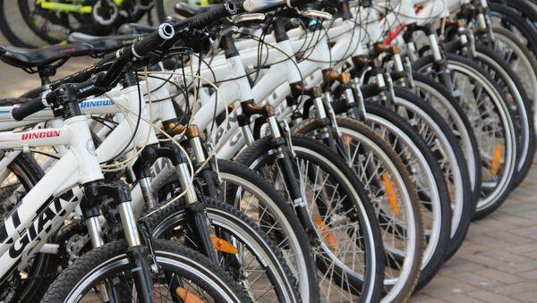 Аренда велосипедов в Узбекистане - Sputnik Ўзбекистон