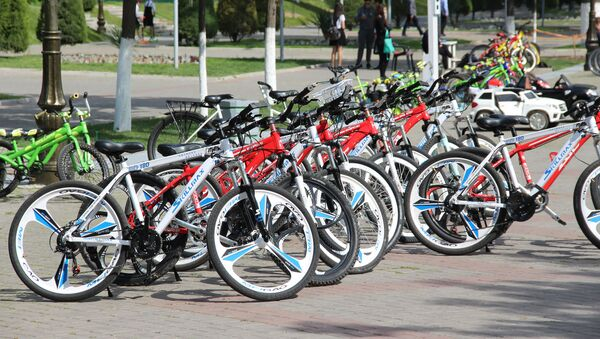 Аренда велосипедов в Узбекистане - Sputnik Узбекистан