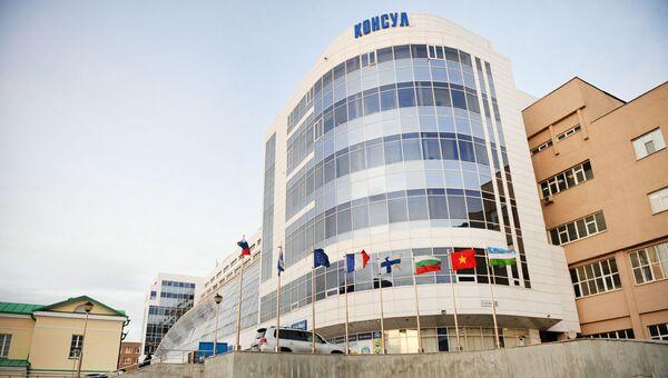 Генеральное консульство Республики Узбекистан в Екатеринбурге. - Sputnik Узбекистан