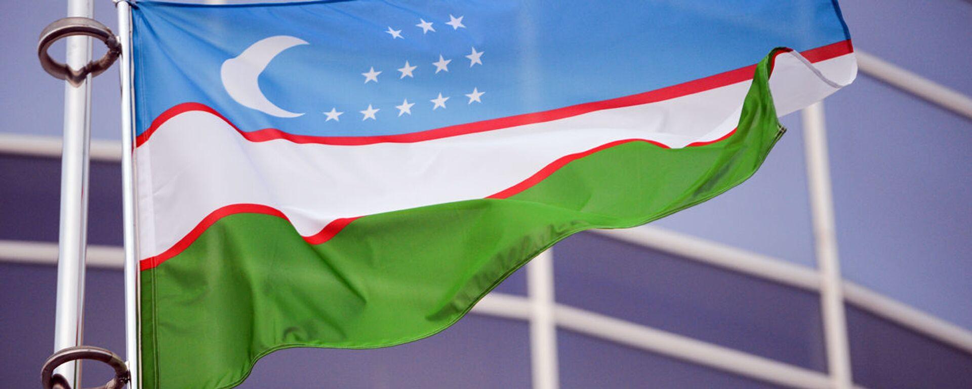 Флаг Узбекистана - Sputnik Узбекистан, 1920, 18.05.2021