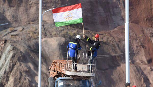 Подготовка к открытию Рогунской ГЭС в Таджикистане - Sputnik Ўзбекистон