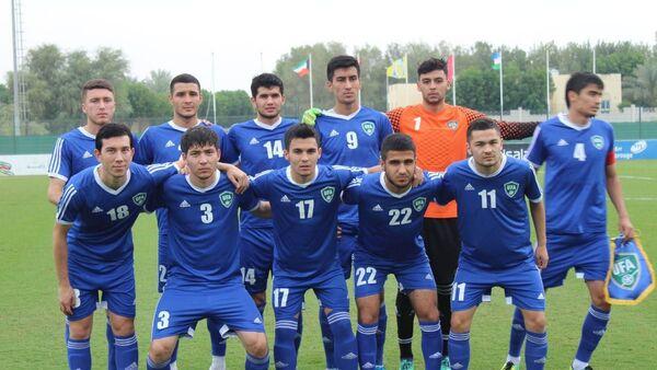 Olimpiyskaya sbornaya Uzbekistana po futbolu - Sputnik Oʻzbekiston