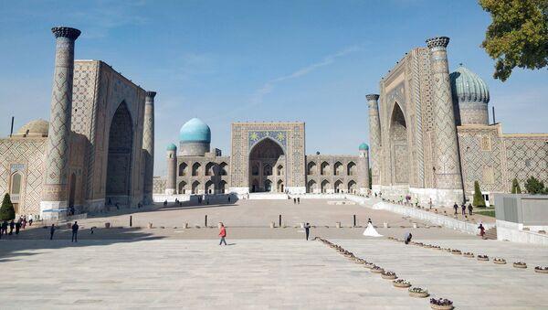 Ploщad Registan, Samarkand - Sputnik Oʻzbekiston